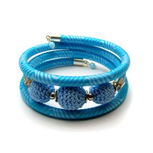 Pipe Bracelet Collection – Turquoise