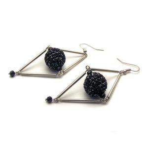 Diamanti – Black & silver