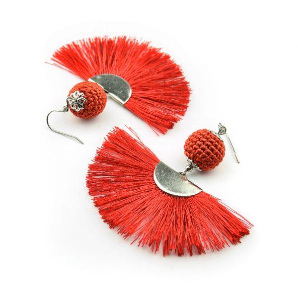 piros-legyezo-bojtos-rojtos-fulbevalo-textil