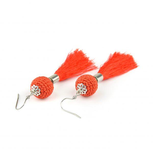 piros-rojtos-horgolt-textil-fulbevalo